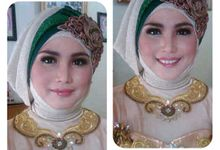 Prewedding Party and Graduation by OCIE Mua