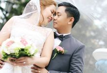 Dennis and Shiela Wedding by Craving for Makeup