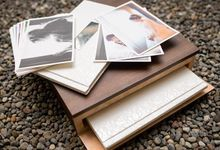 Wedding Album Box And Print Photo by Cheers Photography