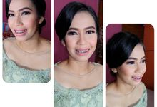 Engagement midadoreni dan pengajian by FidelHerta Make Up