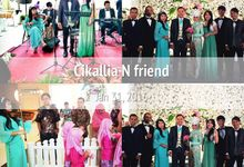 Sisca & Galla Wedding by Cikallia Music Entertainment