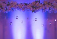 Summer Wedding  by L&A Event Designs