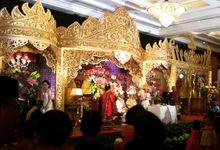 Sri Sultan Hamengku Buwono IX grandsons wedding by Nelson Music Entertainment