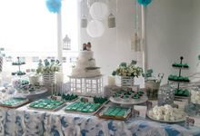 Dessert Tables by The Cupcake Theory
