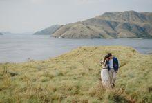 Komodo Island Couple Session of Harumi & Herry by Leura Film