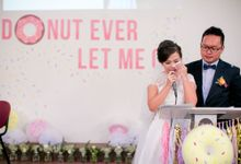 Sweet Treats for Ryan and Winifred by MerryLove Weddings