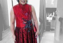 lovely client by Novia . K