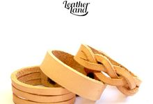 Leather Bracelet by Leatherland