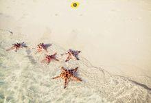Belitung Destination Prewedding | Reza+Christine by Bernardo Pictura