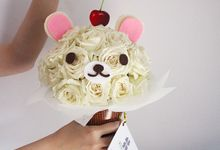 Character Bouquet by Viola Flower
