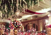 Javanese Wedding Of Ajeng and Jodi by Watie Iskandar Wedding Decoration & Organizer