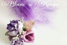 Hairpin by Bloom 'n Kroone