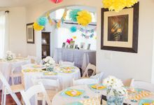 Bridal Shower by Bella Amour Events Hawaii