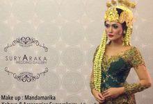 Pemotretan wedding by MandaMarika Makeup