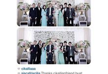 Sisca & Galla Wedding by Cikallia Music Entertainment