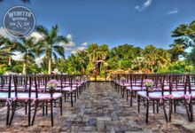 Wedding Set up by Costello Events Inc