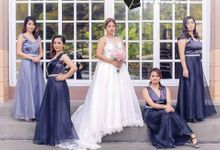 Nelly and Randy WEDDING by Makeup by Katrina Guzon