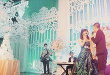 Grand Aston City Hall Medan - Canto Sudiro Salim & Hanny Ng Wedding by Ring of Blessings