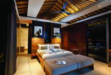 honeymoon room by Nomina Pecatu Villas