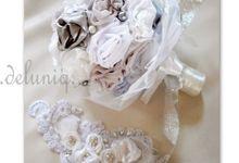 de luniq handbouquet by deluniq bride
