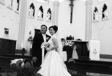 Wedding of Derin & Donna by The DayZ Wedding Planner