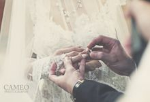 sweet wedding by Cameo Photography