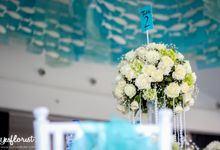 Wedding of Andhika & Ann by Bali Yes Florist