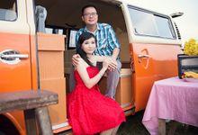 Eko & Sanyeni - Pre wedding by HD Photography