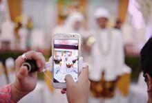 Dyah & Piza Wedding Bandung by Djandela Photography