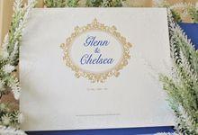 Glenn Alinskie & Chelsea Olivia by Papier & Co