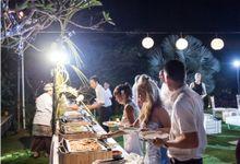 Jessica & Justine's Wedding Reception by KORI Catering