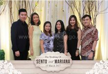 The Wedding of Sento And Mariana by Moments To Go