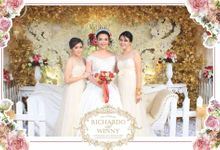The Wedding of Winny And Richardo by Moments To Go