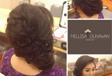 Hair Do Sweet 17th and Engagement by mellisagunawanhairstylist
