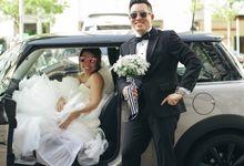 Leon & Eunice Singapore Wedding by Ian Vins