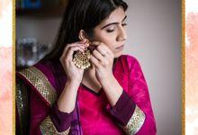 Bridal Lehenga by Swadeshi