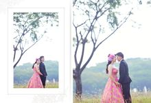 Prewedding of Jesyna and Yanto by Michelle Bridal