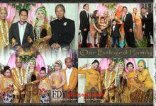 Wedding Rizky & Raiz by FDY Photography