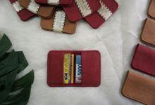 Card Holder - Budi & Liana Wedding by Tjenda Gift