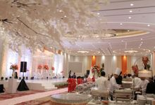 International Decorations by I Fiori Decorations by Skenoo Hall Emporium Pluit by IKK Wedding