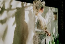 Dheafina & Nur Wedding at Azila Villa by AKSA Creative