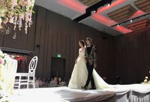 Soiree Damour wedding show - Sheraton Towers by Wes & Co Bespoke