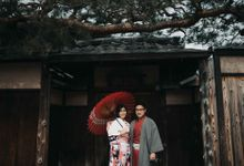 ANDRE & ELVIRA PREWEDDING by DHIKA by MA Fotografia