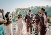 Jamaal & Adriane Wedding by White Roses Planner