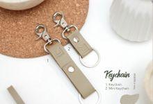 Keychain and Mini Keychain by McBlush Merchandise Service by Mcblush Merchandising Service
