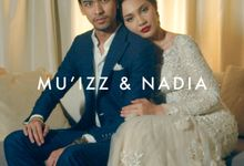 Pre-Wedding of Muizz Nasruddin & Nadia Brian by Twinception Productions