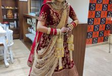 Makeup and hair by Sundarta - The Family Salon & Academy