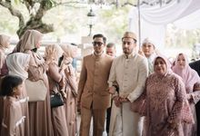 Holy Matrimony Farhad and Hamidah by Imagenic