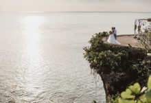 Wedding Cliff by Amazing Bali Events