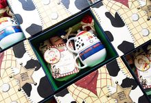 Edric Joseph - Toy Story - First Month Baby Hampers by LE POMMIER { Bespoke Hampers & Paper Goods }